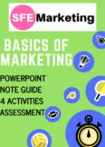 Sports, Fashion & Entertainment Marketing Chapter 1 Basics