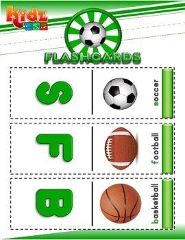 Sports Flashcards