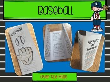 Sports Foldables: Nonfiction Print & Go