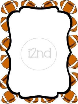 Sports Football Frame