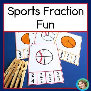 Sports Fraction Fun