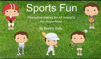 Sports Fun for PowerPoint