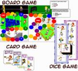 Sports Game Set