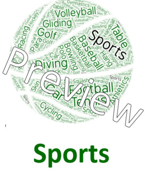 Sports Genre Signs