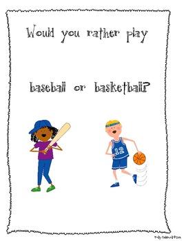 Sports Graph {freebie}