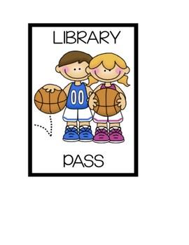 Sports Hall Passes