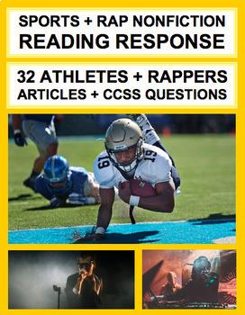 Sports & Hip-Hop Interesting NON-FICTION Reading