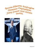 Sports-History Analogies: Jerry Jones and Adam Smith