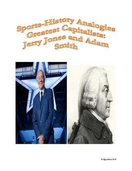 Sports-History Analogies: Jerry Jones and Adam Smith