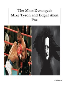 Sports-History Analogies: Most Deranged: Mike Tyson & Edgar Allan Poe