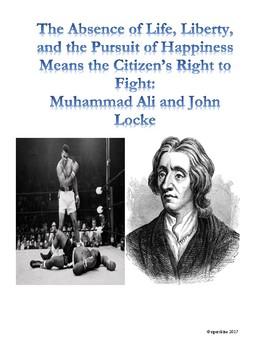 Sports-History Analogies: Muhammad Ali and John Locke