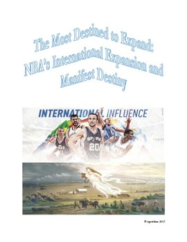 Sports-History Analogies: NBA International Expansion and Manifest Destiny