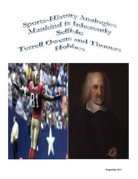 Sports-History Analogies: Thomas Hobbes and Terrell Owens