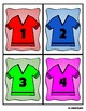 Sports Jersey Sort (Sequencing Numbers)
