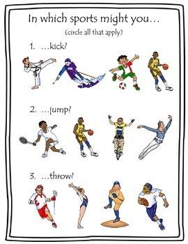 Sports Language