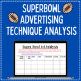 Sports Marketing: SuperBowl Advertising Technique Analyzation