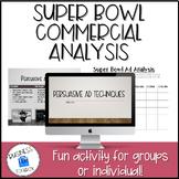 Sports Marketing: SuperBowl Advertising Technique Analysis