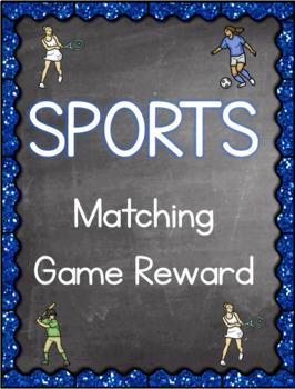 VIPKID Reward: Sports Matching Game
