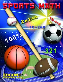Sports Math Compete Program All 12 Lessons