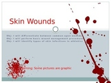 Sports Medicine Skin Wounds PowerPoint