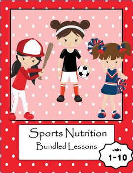 Sports Nutrition Bundled