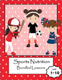 Sports Nutrition Bundled