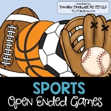 Sports: Open Ended Games