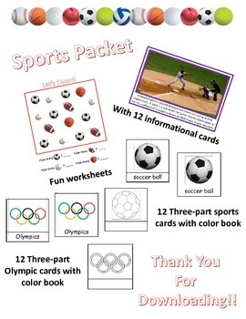 Sports Packet