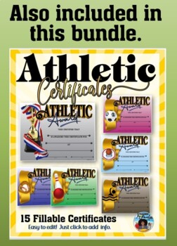 Certificate - Sports Participation …Bowling