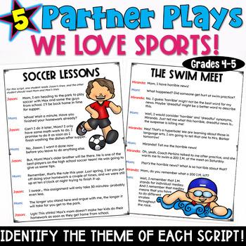 Sports Partner Plays