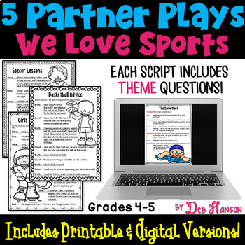 Sports Partner Plays