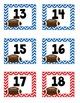 Sports Pattern Calendar Set
