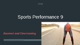 Sports Performance Grade 9 Burnout Slideshow
