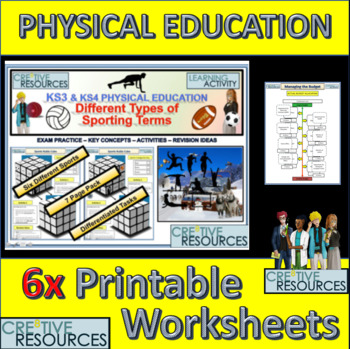 Sports - Physical Education Resources
