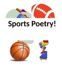 Sports Poetry (Elements of Poetry Review)
