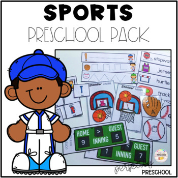 Sports Preschool Bundle