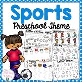 Sports Preschool Theme