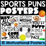Sports Puns Posters