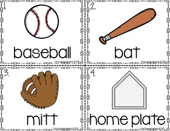 Sports Read and Write the Room Center