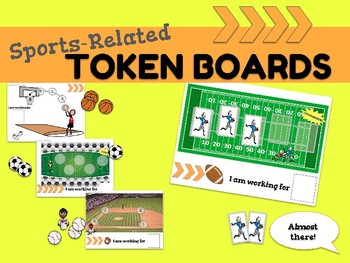 Sports-Related Token Boards