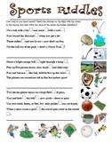 Sports Riddle bundle