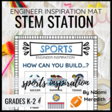 Sports STEM Activities | Engineer Inspiration | Printable