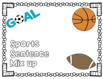 Sports Sentence Mix Up