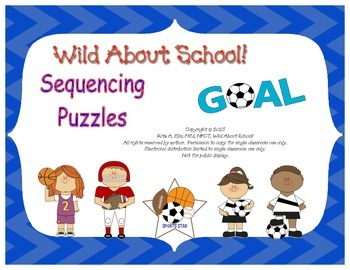 Sports Sequencing Puzzles