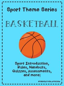 Sports Series: Basketball Bundle