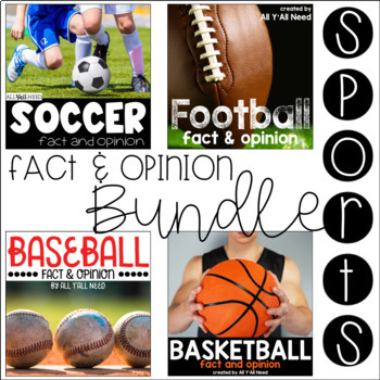 Sports Set: Fact and Opinion