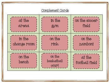 Word Work for Fluent Readers - Sports