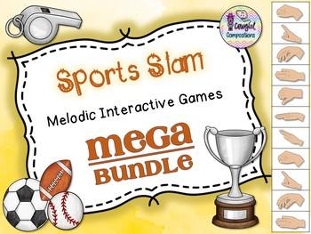 Sports Slam MEGA Bundle