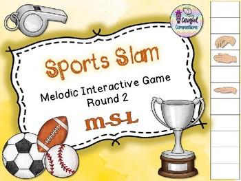 Sports Slam - Round 2 (M-S-L)