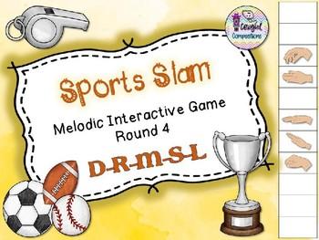 Sports Slam - Round 4 (D-R-M-S-L)